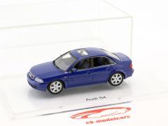 Audi S4 (B5) year 1997 nogaro blue 1:43 DNA Collectibles