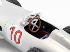 J.M. Fangio Mercedes-Benz W196 #10 胜利者 比利时的 GP 世界冠军 公式 1 1955 1:18 iScale