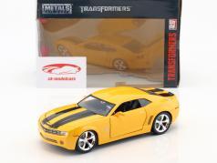 Chevrolet Camaro Bumblebee Baujahr 2006 Film Transformers (2007) orange metallic 1:24 Jada Toys