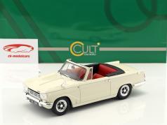 Triumph Vitesse MK2 DHC ano de construção 1962-1968 branco 1:18 Cult Scale