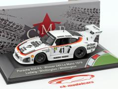 Porsche 935 K3 #41 勝者 24h LeMans 1979 Ludwig, Whittington, Whittington 1:43 CMR