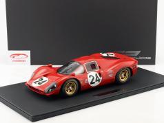 Ferrari 330 P4 #24 2e 24h Daytona 1967 Parkes, Scarfiotti 1:12 GP Replicas