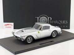 Ferrari 250 GT SWB Berlinetta Bouwjaar 1959 zilver 1:12 TopMarques