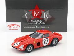Ferrari 250 GTO 64 #27 noveno 24h LeMans 1964 Tavano, Grossmann 1:18 CMR