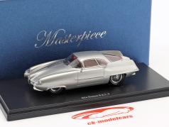 Alfa Romeo B.A.T. 9 year 1955 silver 1:43 AutoCult