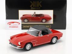 Ferrari 275 GTS Pininfarina Spyder met legering velgen Bouwjaar 1964 rood 1:18 KK-Scale
