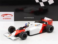 Keke Rosberg McLaren MP4/2C #2 formule 1 1986 1:18 Minichamps