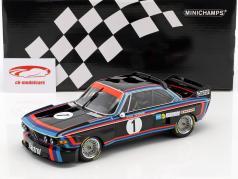 BMW 3.0 CSL #1 gagnant Norisring trophée 1974 Hans-Joachim Stuck 1:18 Minichamps