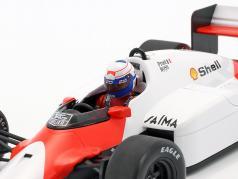 Alain Prost McLaren MP4/2C #1 champion du monde formule 1 1986 1:18 Minichamps
