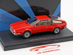 BMW 528 GT Frua Bouwjaar 1976 rood 1:43 AutoCult