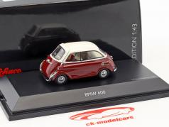 BMW 600 red / white 1:43 Schuco