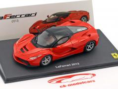 Ferrari LaFerrari year 2013 red / black 1:43 Altaya