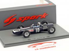 Innes Ireland BRM P261 #10 mexicanske GP formel 1 1966 1:43 Spark