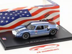 Lola MK VI GT #00 Vinder Nassau Tourist Trophy 1963 Augie Pabst 1:43 Spark
