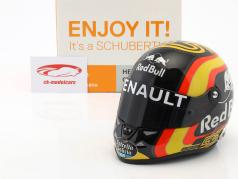 Carlos Sainz jr. Renault R.S.18 Formel 1 2018 Helm 1:2 Schuberth