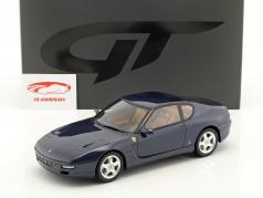 Ferrari 456 GT anno di costruzione 1992 blu scuro 1:18 GT-Spirit