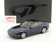 Ferrari 456 GT Bouwjaar 1992 donkerblauw 1:18 GT-Spirit