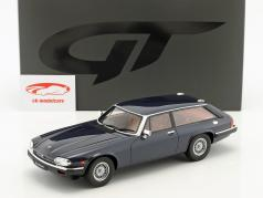 Jaguar XJS Lynx Eventer year 1983 westminster blue 1:18 GT-Spirit