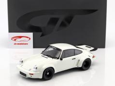 Porsche 911 3.0L RSR Baujahr 1974 grand prix weiß 1:18 GT-Spirit
