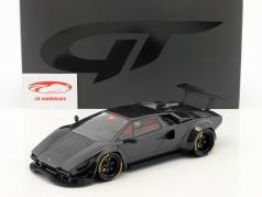 Lamborghini Countach KHYZYL Saleem Huratach grigio scuro 1:18 GT-Spirit