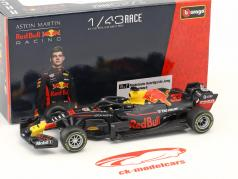 Max Verstappen Red Bull Racing RB14 #33 formula 1 2018 in bolla 1:43 Bburago