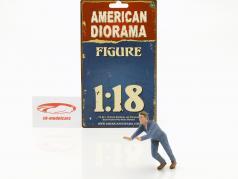 monteur Darwin figuur 1:18 American Diorama
