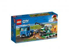 LEGO® City Transporter für Mähdrescher