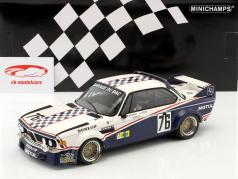 BMW 3.0 CSL #76 24h LeMans 1977 Depnic, Coulon 1:18 Minichamps