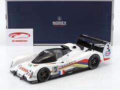 Peugeot 905 Evo 1B #3 vencedor 24h LeMans 1993 Helary, Bouchut, Brabham 1:18 Norev