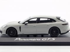 Porsche Panamera Sport Turismo GTS Baujahr 2017 kreidegrau 1:43 Minichamps