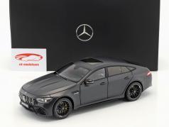 Mercedes-Benz AMG GT 63 S 4MATIC  (X290) Baujahr 2018 designo graphitgrau magno 1:18 Norev