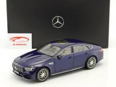 Mercedes-Benz AMG GT 63 S 4MATIC+ (X290) Baujahr 2018 brilliant blau 1:18 Norev