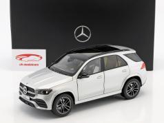 Mercedes-Benz GLE (V167) año de construcción 2018 iridium plata 1:18 Norev