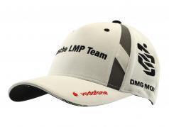 Porsche LMP Team Cap #2 Earl Bamber winnaar 24h LeMans 2017 wit