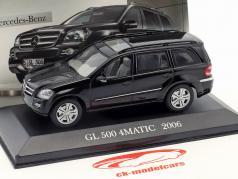 Mercedes-Benz GL 500 4Matic X164 Year 2006 black 1:43 Altaya