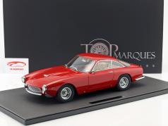Ferrari 250 GT Lusso año de construcción 1962 rojo 1:12 TopMarques