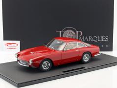 Ferrari 250 GT Lusso Opførselsår 1962 rød 1:12 TopMarques