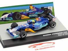 Felipe Massa Sauber C23 #12 Itália GP fórmula 1 2004 1:43 Altaya