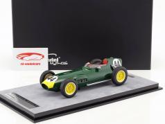 Bruce Halford Lotus 16 #44 Monaco GP formule 1 1959 1:18 Tecnomodel