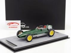 Innes Ireland Lotus 16 #12 4 néerlandais GP formule 1 1959 1:18 Tecnomodel