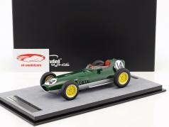Graham Hill Lotus 16 #14 7 néerlandais GP formule 1 1959 1:18 Tecnomodel