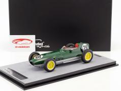 Graham Hill Lotus 16 #28 britannique GP formule 1 1959 1:18 Tecnomodel