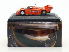 Porsche 956B Brun #1 胜利者 DRM 200 英里 Norisring 1985 Stefan Bellof 1:43 CMR
