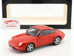 Porsche 911 (993) Carrera Anno 1995 rosso 1:18 AUTOart