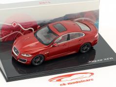 Jaguar XFR italien courses rouge 1:43 Ixo