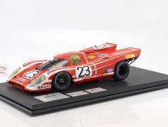 Porsche 917K #23 winnaar 24h LeMans 1970 Attwood, Herrmann 1:8 Amalgam