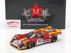 Ferrari 512 M #10 24h LeMans 1971 Pesch, Loos 1:18 CMR