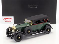 Rolls Royce Phantom I Cabriolet Opførselsår 1926 grøn 1:18 Kyosho