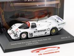 Porsche 956K Brun #19 5e 1000km Brands Hatch 1984 Bellof, Grohs 1:43 CMR