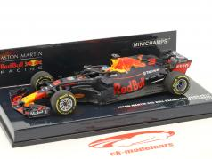 Daniel Ricciardo Red Bull Racing RB14 #3 fórmula 1 2018 1:43 Minichamps